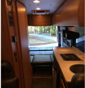 2010 Winnebago Era 170x inside